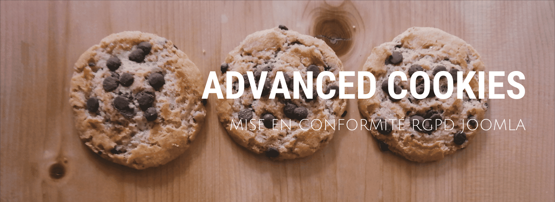 Advanced Cookies : mise en conformité RGPD de votre site Joomla
